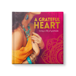 A Grateful Heart - Mindfulness Book