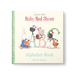 Ruby Red Shoes - Alphabet Book