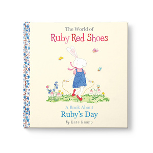 Ruby Red Shoes: Day