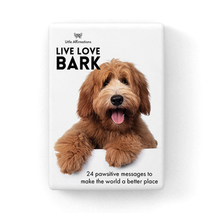 Live Love Bark - 24 card pack DBA