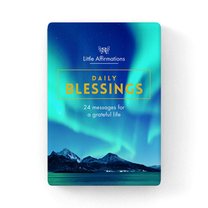 DDB - Daily Blessings