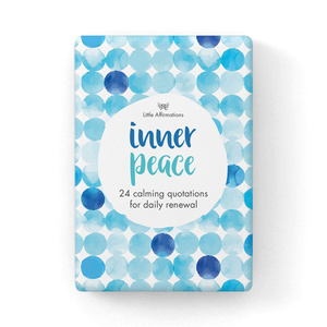 DIP - Inner Peace - 24 card pack + stand