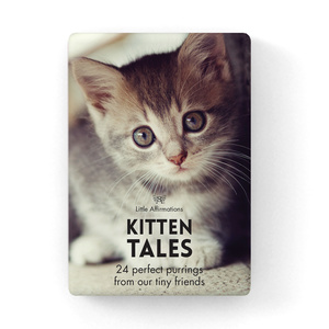 DKT - Kitten Tales - 24 card pack + stand