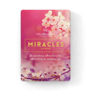 DMI - Miracles Happen - 24 card pack + stand