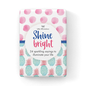 DSB - Shine Bright - 24 card pack + stand