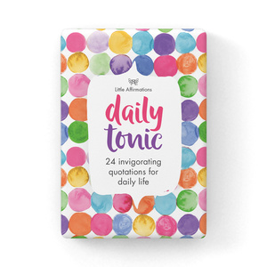 DTT - Daily Tonic