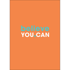 F119 - Believe you can