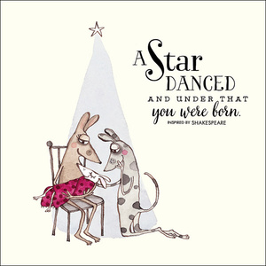 K029 - A star danced