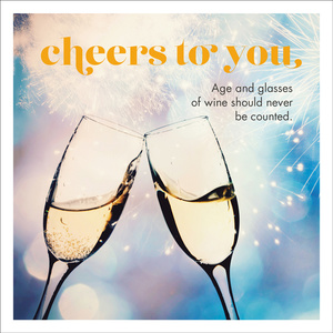 R267 - Cheers to You