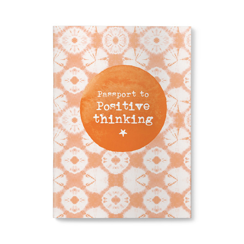 PP01 - Passport to positive thinking