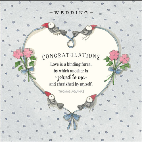 Wedding Greeting Cards.K169 Wedding