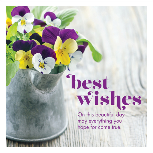 R256 - Best Wishes